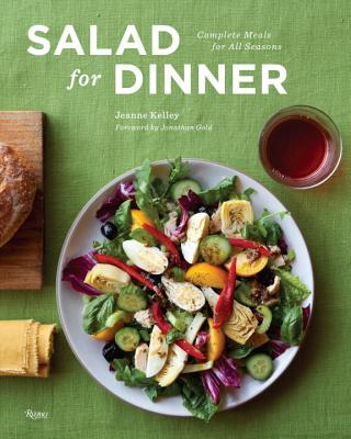 Salad for Dinner By Kelley, Jeanne/ Gold, Jonathan (FRW)